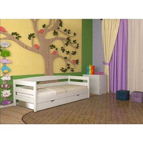 Кровать деревянная Лёва