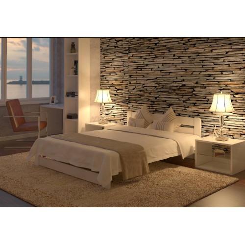 Кровать деревянная Престиж