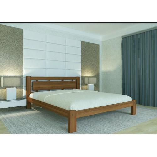 Кровать деревянная Сакура